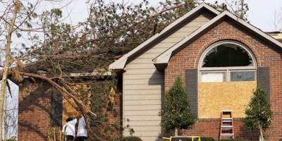 Storm Damage Roof Repair in Kansas City